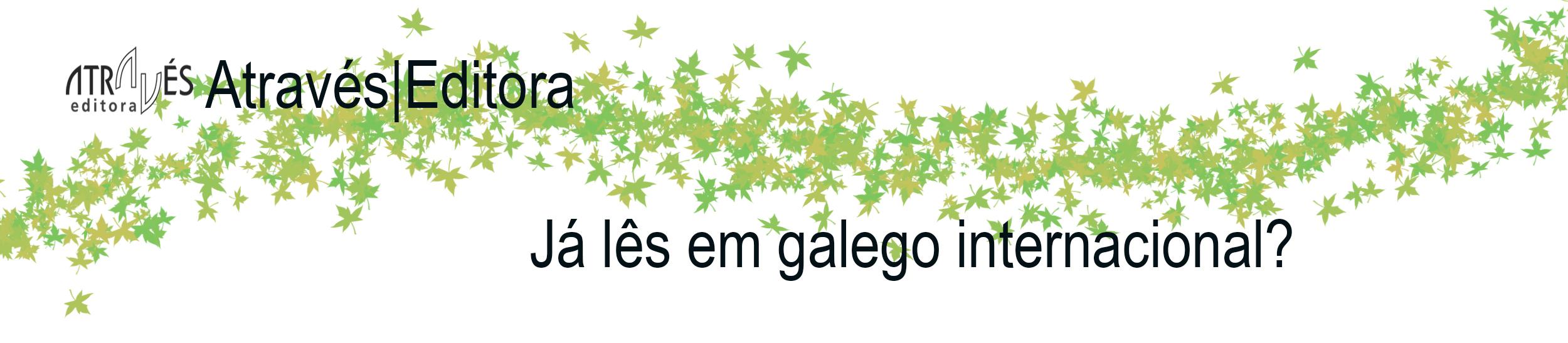 Através Editora área editorial da AGAL