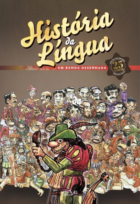 História da Língua em Banda Desenhada